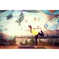 """Yoga Matte Warrior - Amethyst - 24"""" x 69"""" x 5mm"""