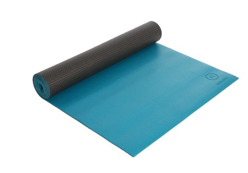 Natural Fitness Yoga Matte Warrior - Teal