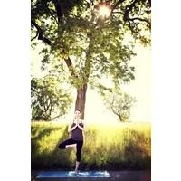 "Yoga Matte Warrior - Teal - 24"" x 69"" x 5mm"