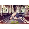 "Natural Fitness Yoga Matte Eco-Smart - Moss/Forest - 24"" x 72"" x 6mm"