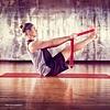 """Natural Fitness Yoga Matte Eco-Smart - Crimson/Bordeaux - 24"""" x 72"""" x 6mm"""