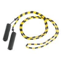 Power Sprungseil - gelb/schwarz