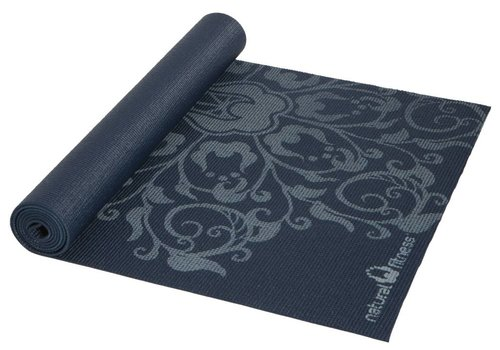Natural Fitness Eco-Smart Yoga Mat - Indigo/Aqua