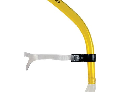 FINIS Schwimmschnorchel - gelb
