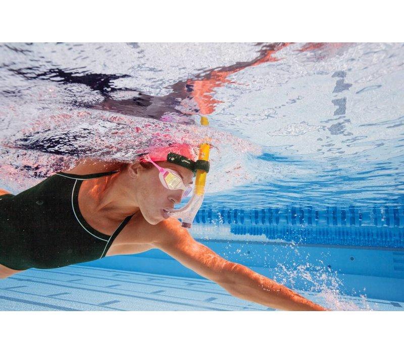 Schwimmschnorchel - gelb