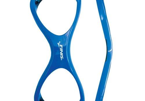FINIS Junior Paddel-Armstützen, blau