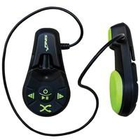 DUO wasserdichter MP3 Player, black/acid green