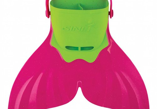 FINIS Mermaid Monofin, pacifica pink
