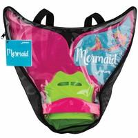 Mermaid Fin Monoflosse, pacifica pink