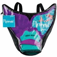 Mermaid Fin Monoflosse, paradise purple