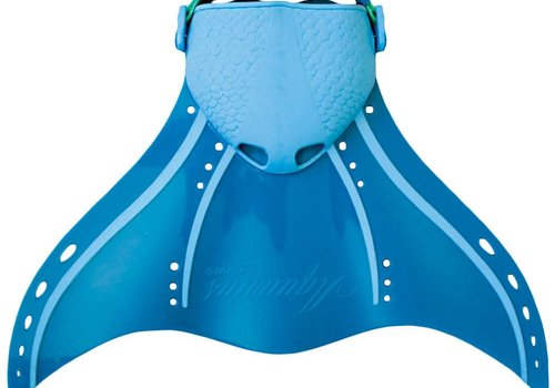 FINIS Aquarius Fantasy Monofin size 36-43, blue/aqua