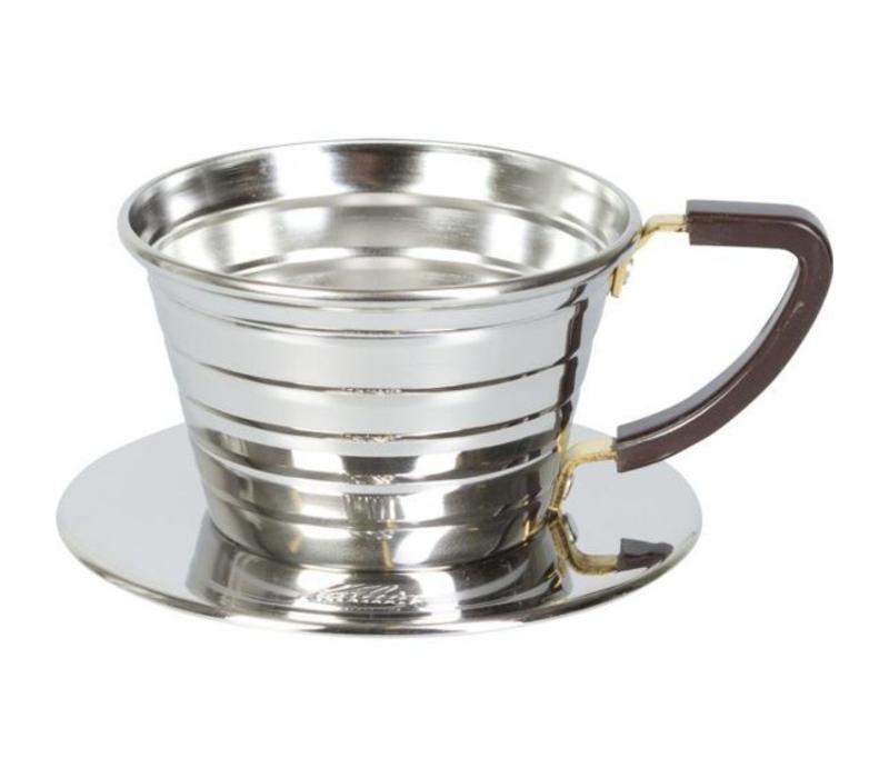 Kalita Wave RVS Dripper 155