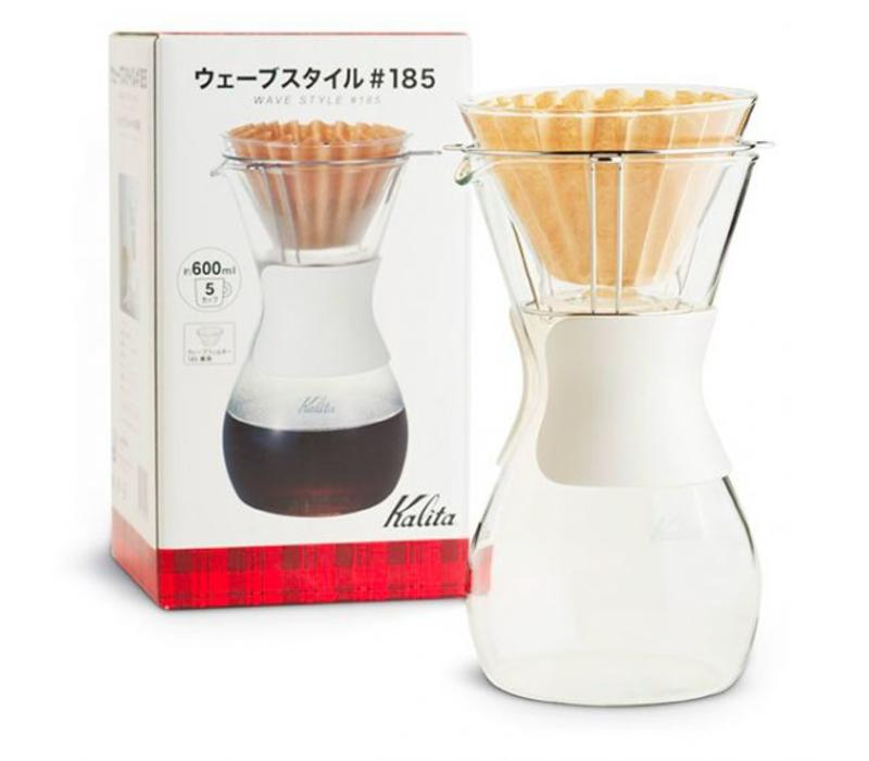 Kalita Wave-Style Dripper Set