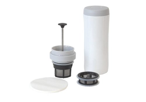 Espro Espro Travel Press Coffee & Tea White