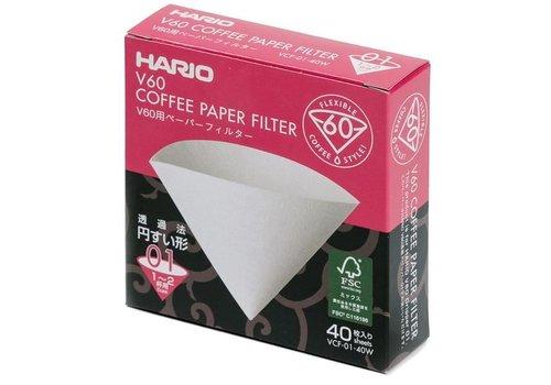 Hario Hario V60 Filters 01