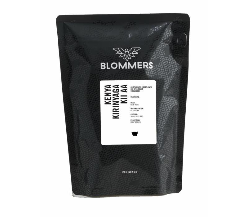 Kenia Kirinyaga Kii AA + (filter 250 gram)