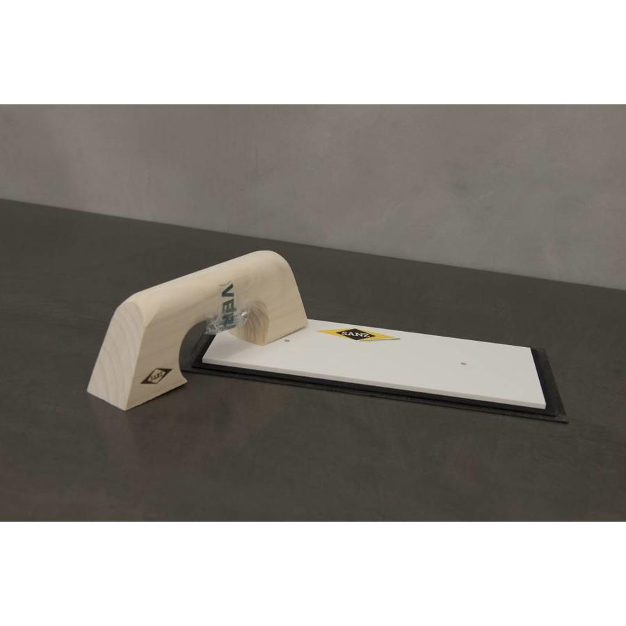 Flexibele kunststof spaan, 300x1 mm-5