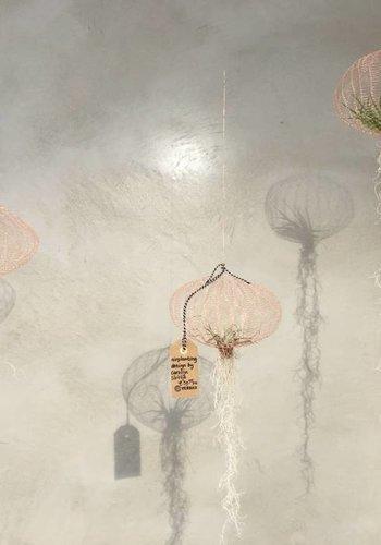 Air Planting, koper, design Carolijn Slottje