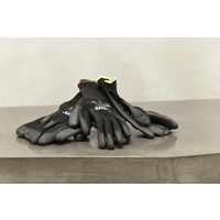 thumb-Handschoen PU-flex nylon zwart-2