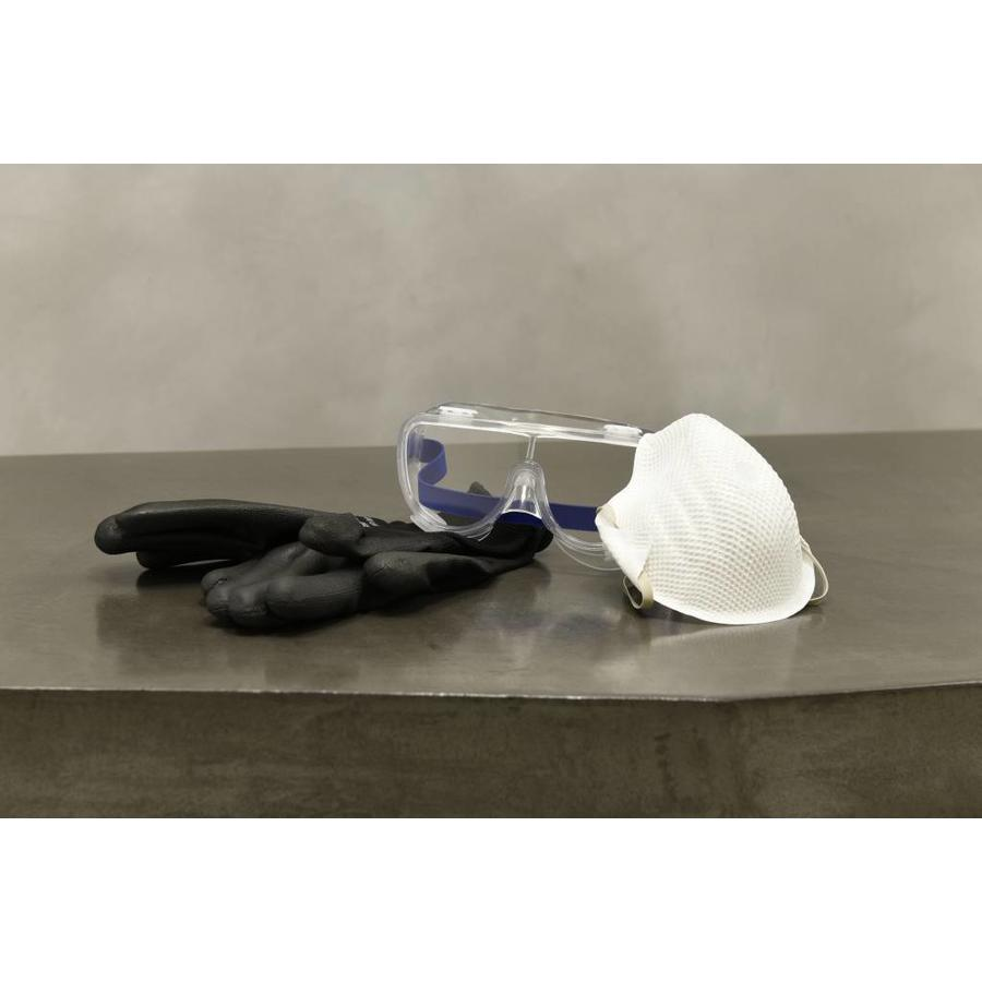 Handschoen PU-flex nylon zwart-3