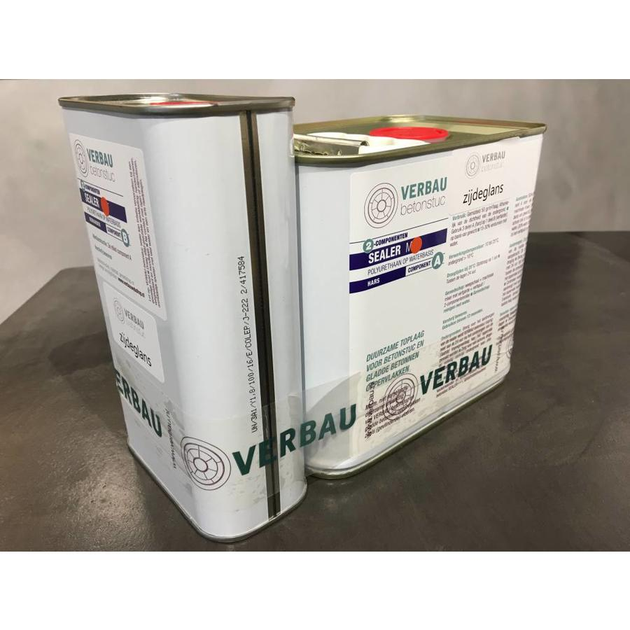 Sealer, 2-componenten, op waterbasis, 4 kg-1