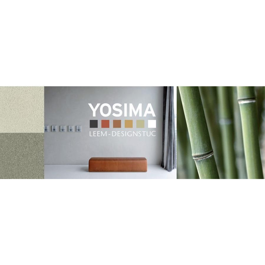 Yosima Leem Designstuc, basiskleuren, 20 kg-2