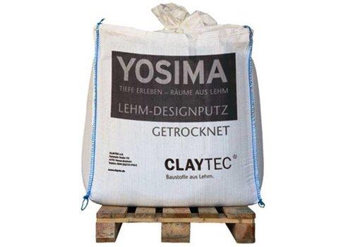 Yosima Leem Designstuc, basiskleuren, 500 kg bigbag