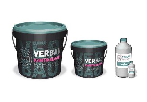 Voordeelset VERBAU-betonstuc kant&klaar, vanaf € 27/m2