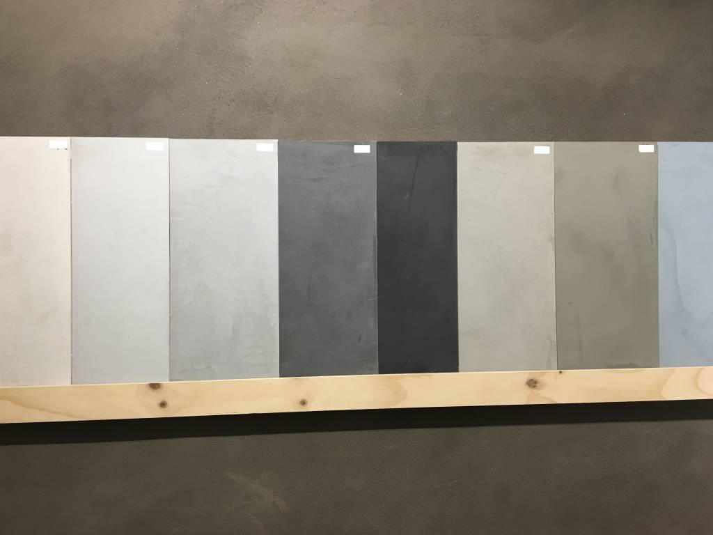 Betonstuc Badkamer Ervaring : Verbau betonstuc kant klaar kilo los verbau webshop