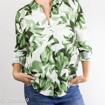 Selected Flower printed Shirt