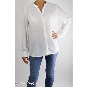Selected Long sleeved white shirt