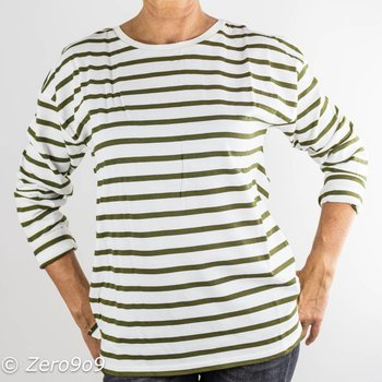 Selected Striped LS shirt
