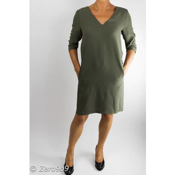 Selected 3/4 sleeve dress