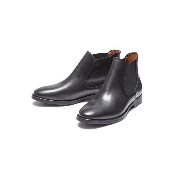 Selected Classy black boots