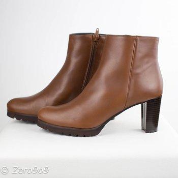 Gadea Cognac low boots