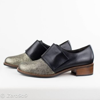Gadea Dressed shoes gold tip