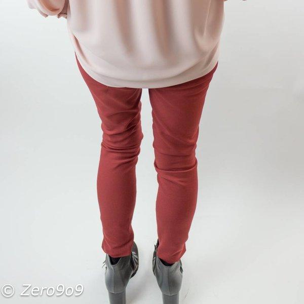 Selected Syrah cropped pants