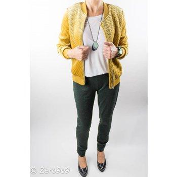 CO'COUTURE Celina shiny pants