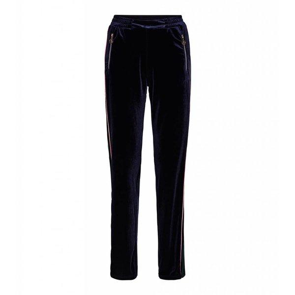 CO'COUTURE Sporty velvet pants