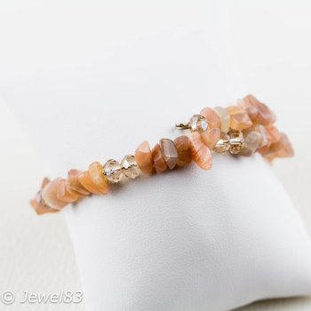 Sweet 7 Mineral pink Bracelet