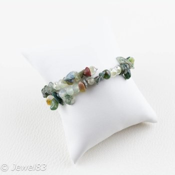 Sweet 7 Mineral green bracelet