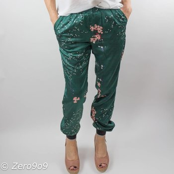 CO'COUTURE Floral glory pants