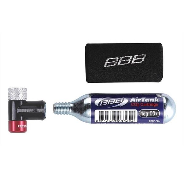BBB BBB AirSpeed BMP-32 Co2 mini pomp