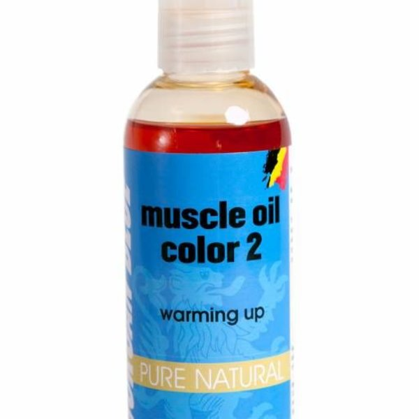 morgan blue Morgan Blue Muscle Oil Color II 200cc