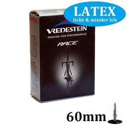VREDESTEIN Vredestein Latex SuperLite Binnenband Race 60 mm