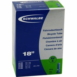 Schwalbe Binnenband Schwalbe nr 4 (16 inch / 18 inch)