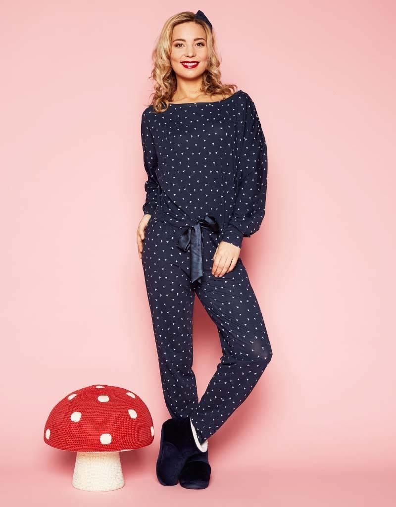 JUST HEARTS JUMPSUIT