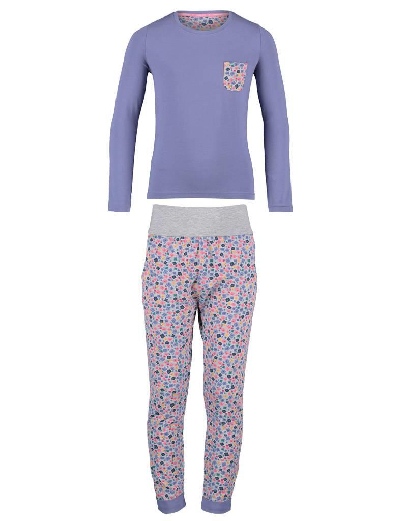 FIELD OF FLOWERS HAREM PANT SET