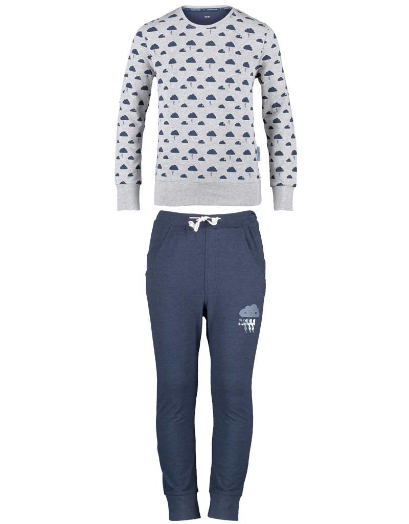 BOYS IN THE CLOUDS LOUNGE PANT SET