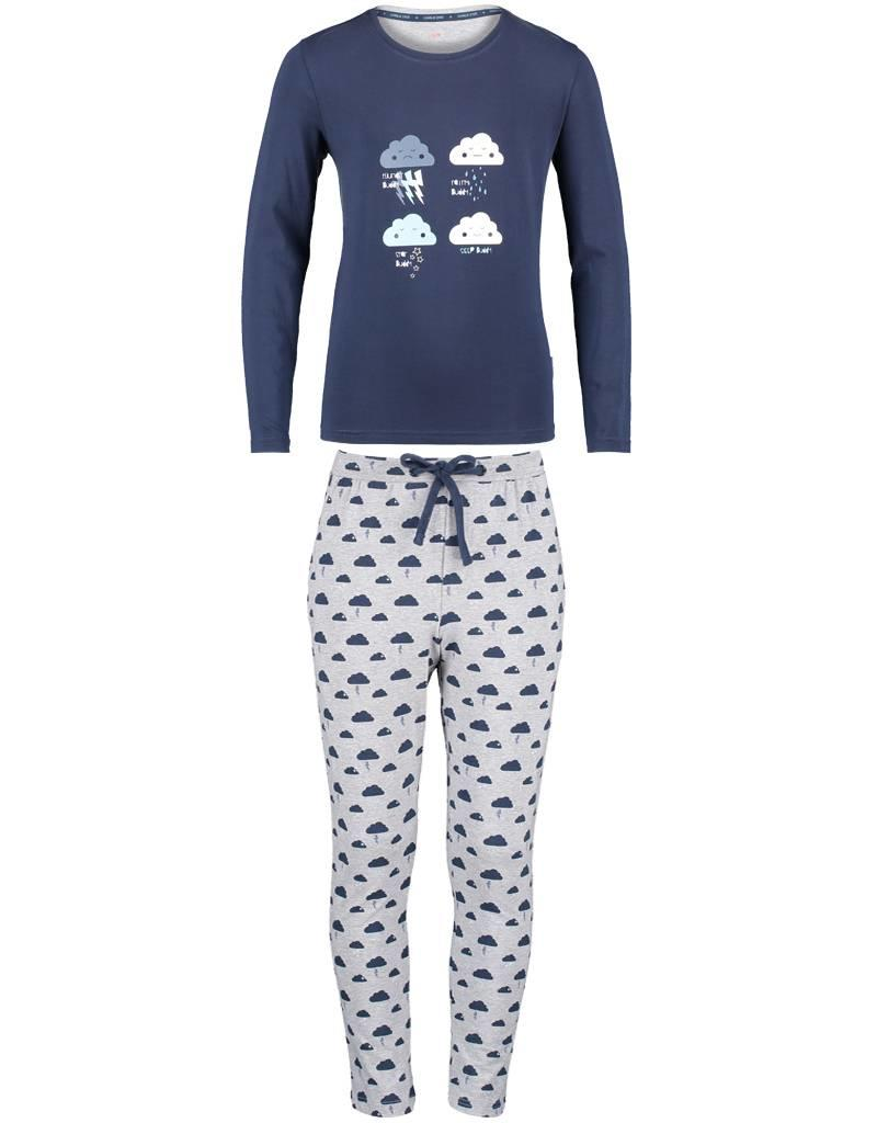BOYS IN THE CLOUDS PYJAMA PANT SET